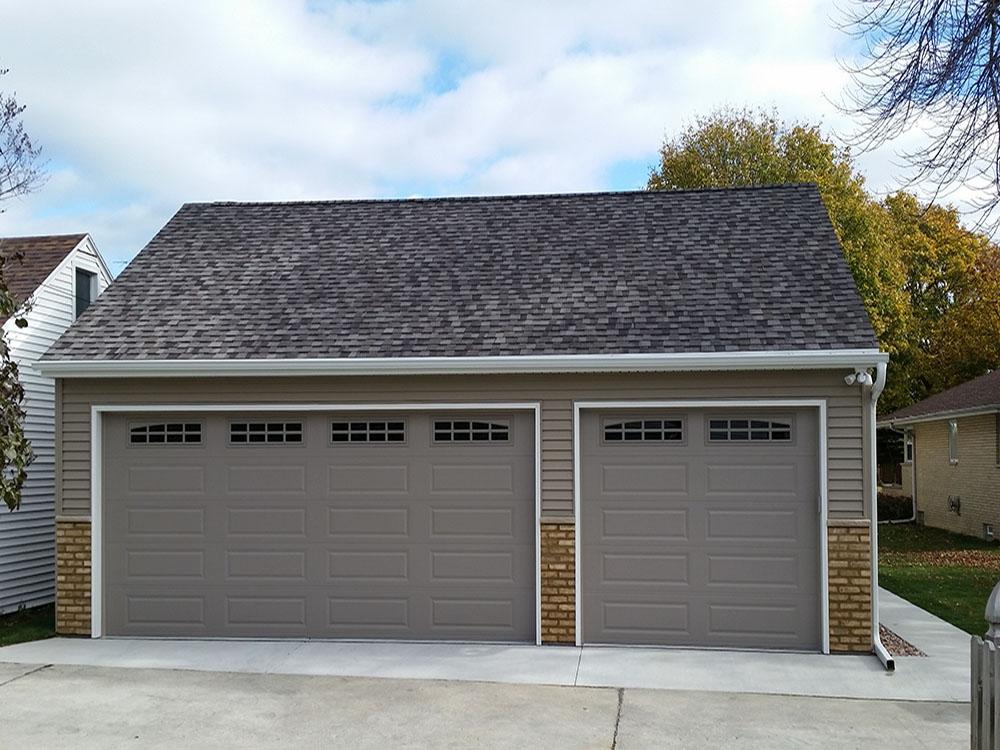 3 Car Detached Garages Supreme Garages Inc