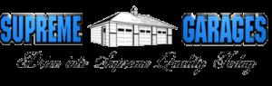 Supreme Garages Logo
